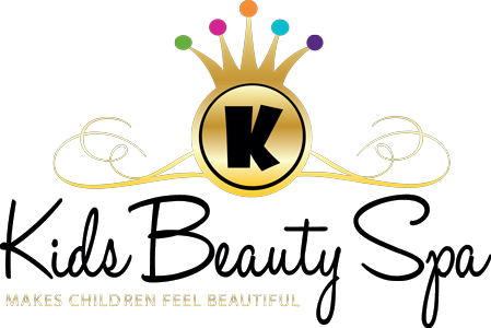 Kids Beauty Spa Logo